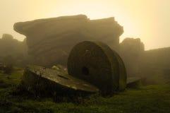 millstones Στοκ φωτογραφίες με δικαίωμα ελεύθερης χρήσης