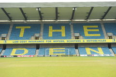 Millwall Football Club stadium Stock Image