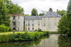 Milly-la-Foret - Castle Stock Photography
