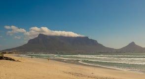 Milnertonstrand, Cape Town, Zuid-Afrika stock fotografie