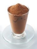 Milo Dinosaur Iced Chocolate Drink Royalty Free Stock Photography