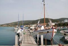 Milos, Agistri wyspa Obraz Stock