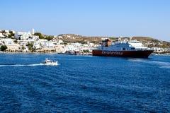 The island of Milos Stock Photos