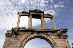 Milos, Griechenland Stockbild