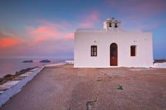 Milos island. Stock Image