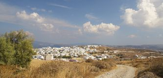 Milos island, Greece Royalty Free Stock Photography