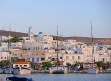 Milos island in Greece Royalty Free Stock Image
