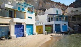 Milos island Stock Images