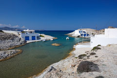 Milos island. Royalty Free Stock Photos