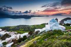 Milos Island Royalty Free Stock Photos