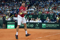 Milos Raonic-1 Stockfotos