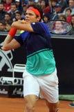 Milos Raonic (POSSA) Fotografia de Stock Royalty Free