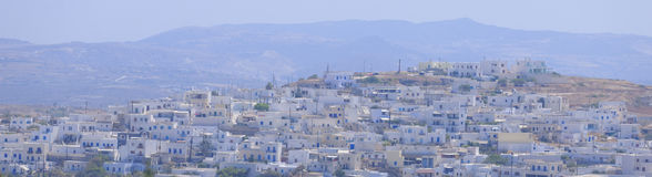 Milosinsel Griechenland Stockfotos