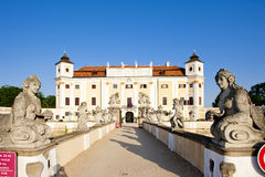 Milotice Castle Royalty Free Stock Image