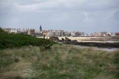 Milsey海湾海滩 免版税图库摄影