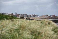 Milsey海湾海滩 库存照片