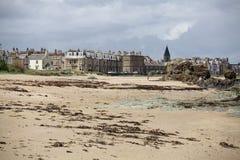 Milsey海湾海滩 库存图片