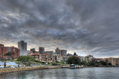 Milson's Point Sydney Australia Royalty Free Stock Image