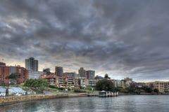 Milson's Point Sydney Australia Royalty Free Stock Image