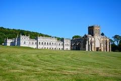 Milton Abbey, Milton Abbas Fotografía de archivo