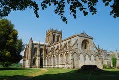 Milton Abbey & School Royalty Free Stock Image