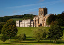 Milton Abbey & School , Dorset, UK Stock Photos