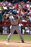 Milton Bradley, Chicago Cubs fotografie stock
