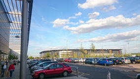 Milton Keynes Stadium Stock Photo