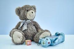 Milutki zabawka niedźwiedź Zdjęcie Stock
