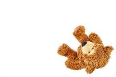 Milutki zabawka niedźwiedź Zdjęcia Royalty Free