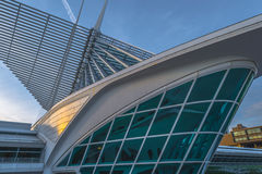Milwaukee Art Museum Image stock