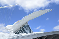 Milwaukee Art Museum Royaltyfria Bilder