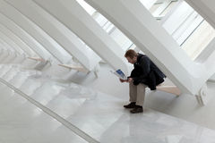 The Milwaukee Art Museum Stock Image