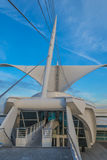 Milwaukee Art Museum Royalty Free Stock Images