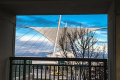 Milwaukee Art Museum Stock Image