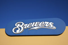 Milwaukee Brewers Stock Images