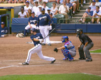 Milwaukee Brewers Baseball Stock Photography
