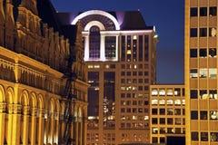 Milwaukee buildings Stock Photos
