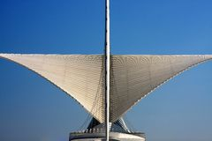 Milwaukee calatrava Royalty Free Stock Image