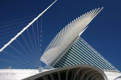 Milwaukee calatrava Stock Image