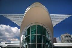 Milwaukee calatrava Stock Images