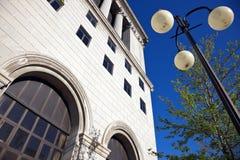 Milwaukee County Courthouse Royalty Free Stock Photos