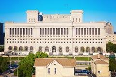 Milwaukee County Courthouse Stock Photos