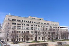 Milwaukee County Safety Building Stock Photo
