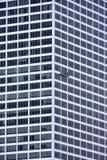 Milwaukee-Gebäude, das Windows hat, wusch sich lizenzfreies stockfoto