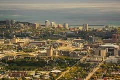 Milwaukee le Wisconsin Image stock
