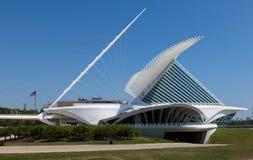 Milwaukee muzeum sztuki Zdjęcie Royalty Free