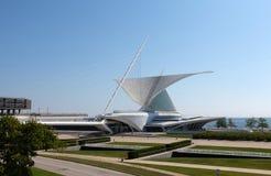 Milwaukee muzeum sztuki Fotografia Royalty Free