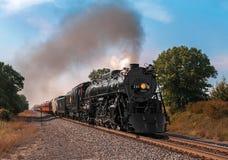Milwaukee Road #261 - Andover 2014 Stock Photos