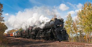 Milwaukee Road #261 - Brook Park Royalty Free Stock Photography